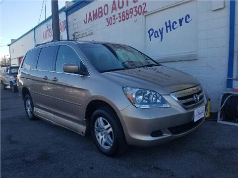 2007 Honda Odyssey for sale in Denver, CO