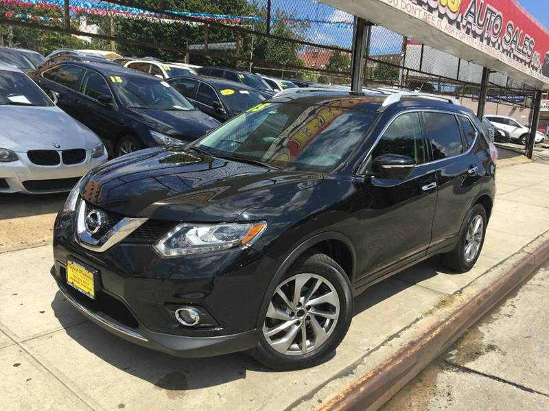 2015 nissan rogue sl awd leather navigation rear view camera blind spot monitor in jamaica ny. Black Bedroom Furniture Sets. Home Design Ideas