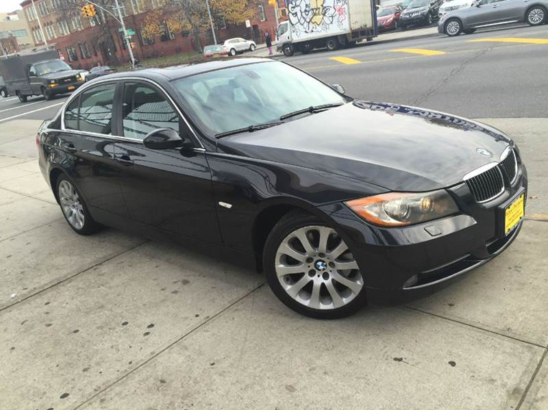 2006 bmw 3 series 330xi awd sedan navigation in jamaica ny united brothers auto sales. Black Bedroom Furniture Sets. Home Design Ideas