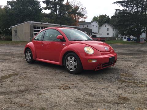 2000 Volkswagen New Beetle for sale in Oakville, CT