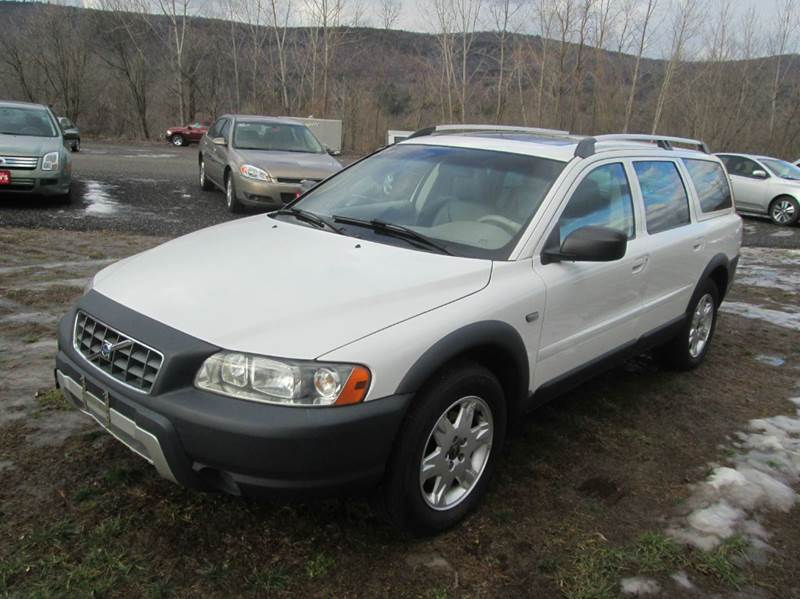 2006 volvo xc70 base awd 4dr wagon in wallingford vt. Black Bedroom Furniture Sets. Home Design Ideas