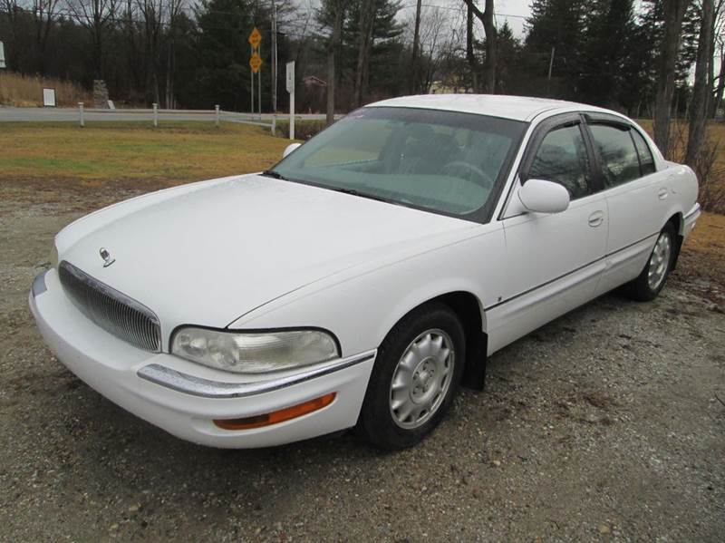 1999 buick park avenue ultra supercharged 4dr sedan in wallingford vt shaw 39 s sales service. Black Bedroom Furniture Sets. Home Design Ideas