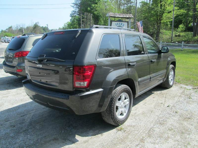 2006 jeep grand cherokee laredo 4dr suv 4wd in wallingford. Black Bedroom Furniture Sets. Home Design Ideas