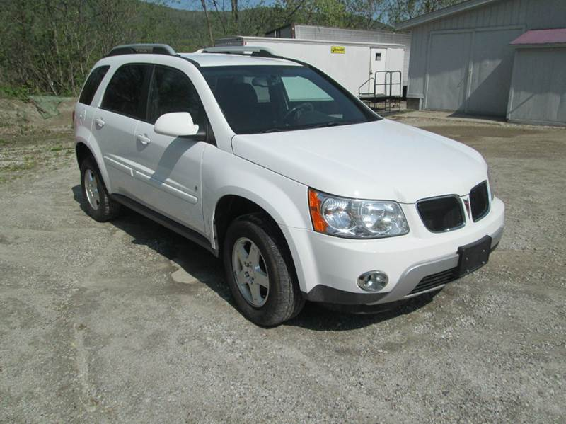 2008 Pontiac Torrent Base Awd 4dr Suv In Wallingford Vt