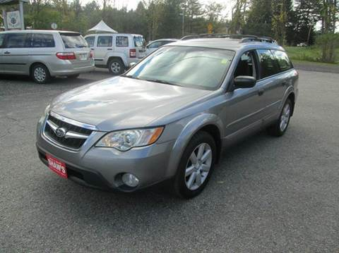 2008 Subaru Outback for sale in Wallingford, VT