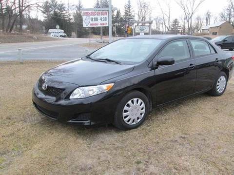 2009 toyota corolla for sale vermont. Black Bedroom Furniture Sets. Home Design Ideas