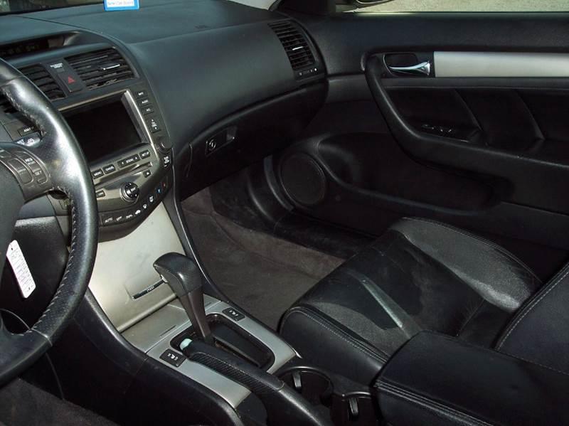 2006 Honda Accord EX V-6 2dr Coupe 5A w/Navi - Manhattan KS
