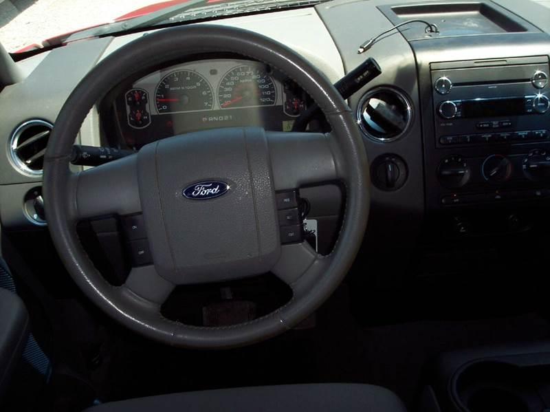 2008 Ford F-150 4x4 XLT 4dr SuperCrew Styleside 5.5 ft. SB - Manhattan KS
