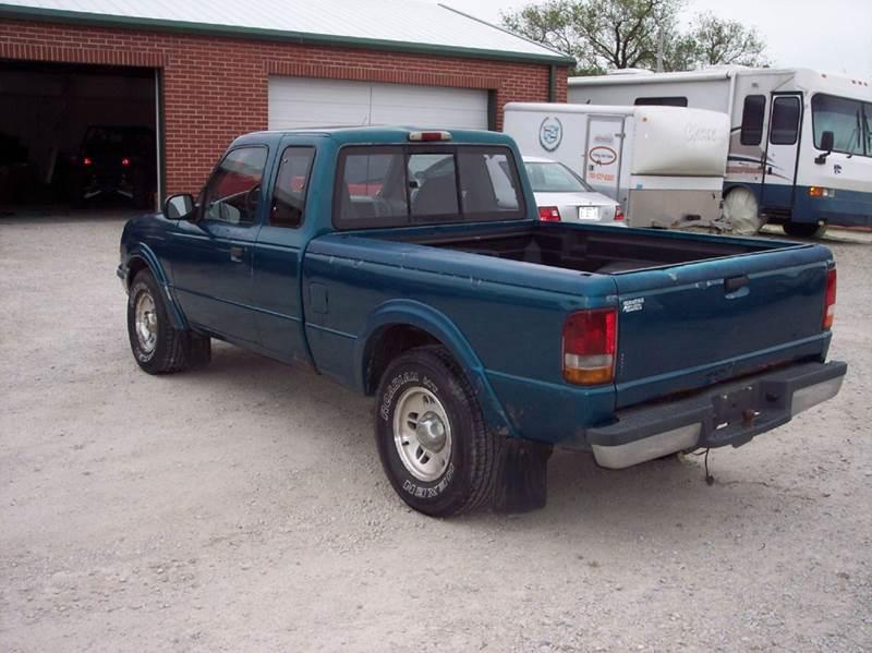 1995 Ford Ranger 2dr XLT 4WD Extended Cab SB - Manhattan KS
