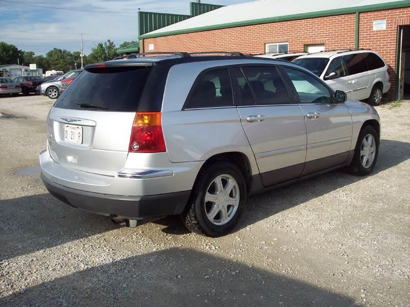 2005 Chrysler Pacifica Signature Series 4dr Wagon - Manhattan KS