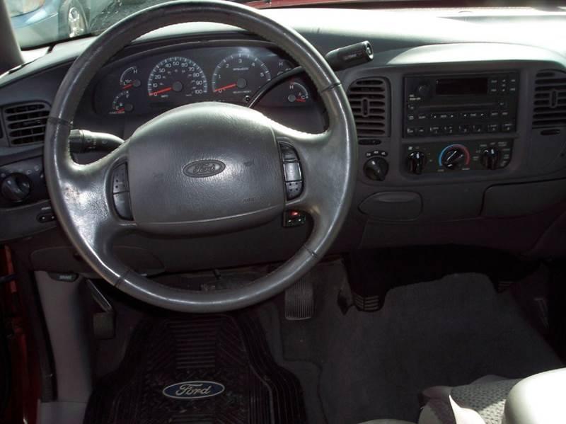 2001 Ford F-150 4dr SuperCrew XLT 4WD Styleside SB - Manhattan KS