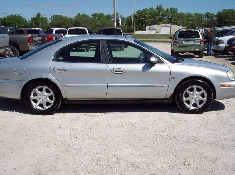 2002 Mercury Sable LS Premium 4dr Sedan - Manhattan KS
