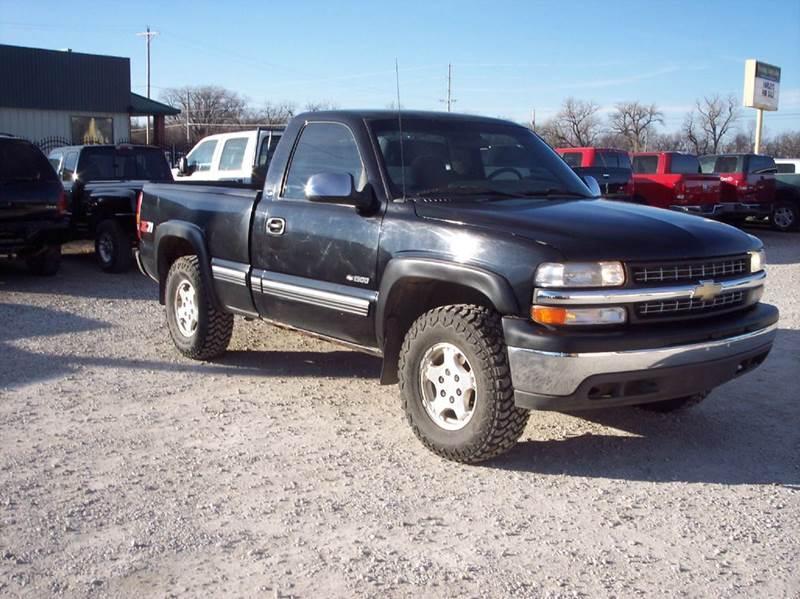 1999 Chevrolet Silverado 1500 2dr LS 4WD Standard Cab SB - Manhattan KS
