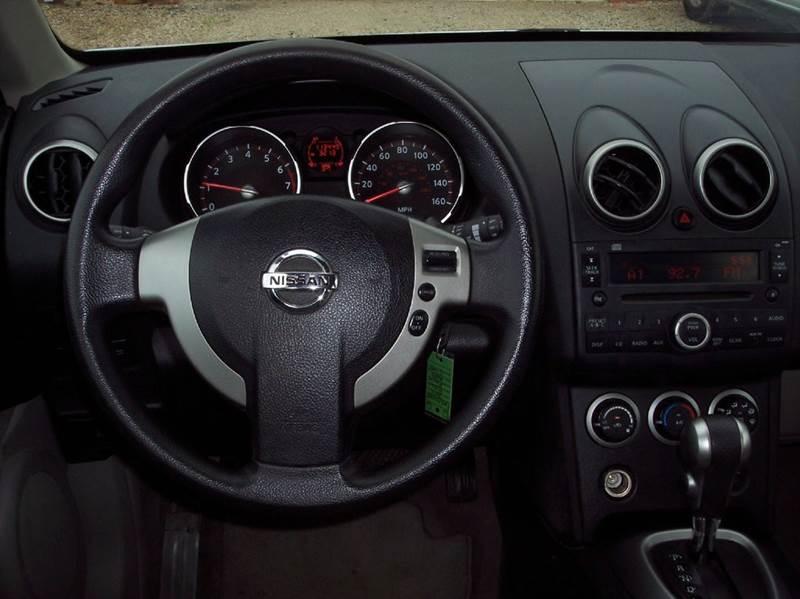 2010 Nissan Rogue AWD S 4dr Crossover - Manhattan KS