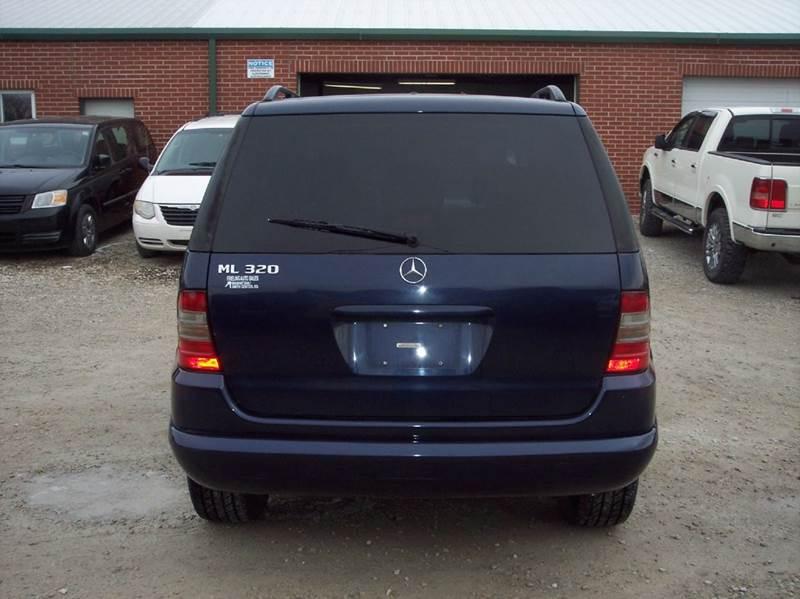 2000 Mercedes-Benz M-Class ML320 AWD 4MATIC 4dr SUV - Manhattan KS