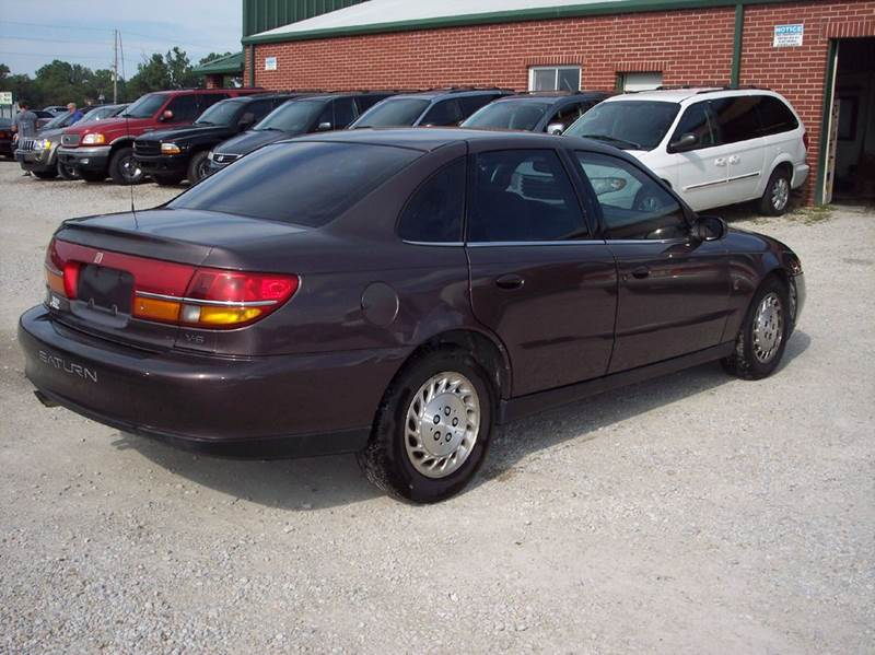 2000 Saturn L-Series LS2 4dr Sedan - Manhattan KS