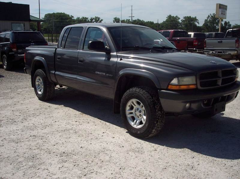 2002 Dodge Dakota 4dr Quad Cab Sport 4WD SB - Manhattan KS