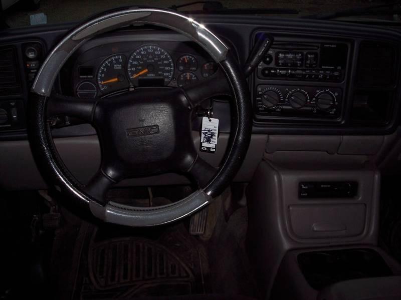 2000 GMC Yukon XL 4dr 1500 SLE 4WD SUV - Manhattan KS