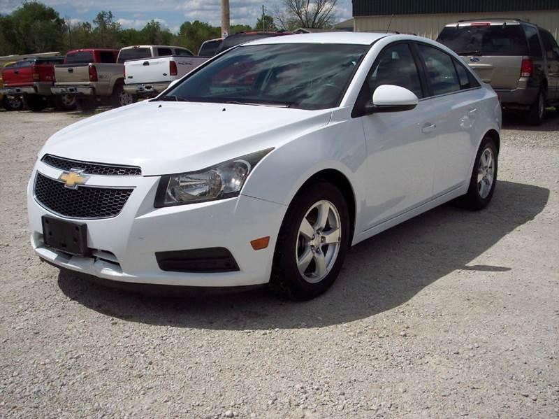 2011 Chevrolet Cruze LT Fleet 4dr Sedan - Manhattan KS