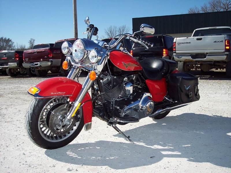 2010 Harley-Davidson Road King Road King - Manhattan KS