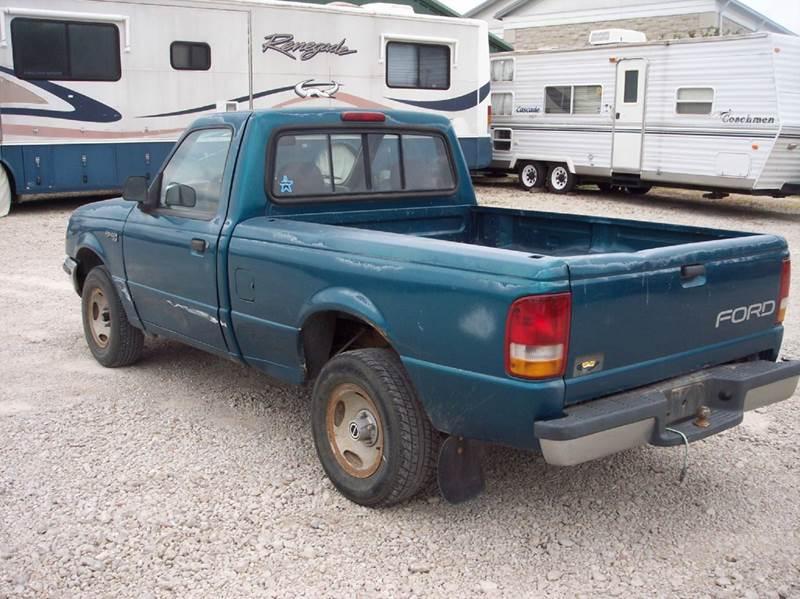 1994 Ford Ranger 2dr XL Standard Cab SB - Manhattan KS