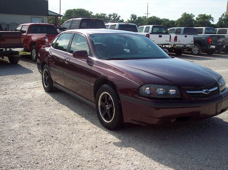 2004 Chevrolet Impala 4dr Sedan - Manhattan KS