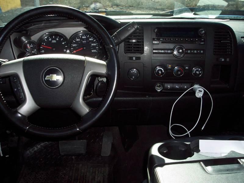 2009 Chevrolet Silverado 2500HD 4x4 LT 4dr Crew Cab SB - Manhattan KS
