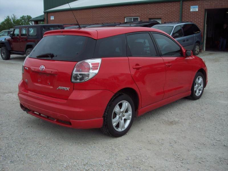 2007 Toyota Matrix XR 4dr Wagon (1.8L I4 4A) - Manhattan KS