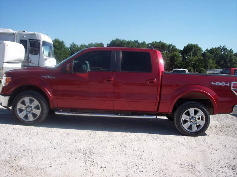 2009 Ford F-150 4x4 Lariat 4dr SuperCrew Styleside 5.5 ft. SB - Manhattan KS