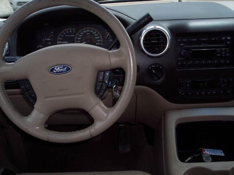 2003 Ford Expedition Eddie Bauer 4WD 4dr SUV - Manhattan KS