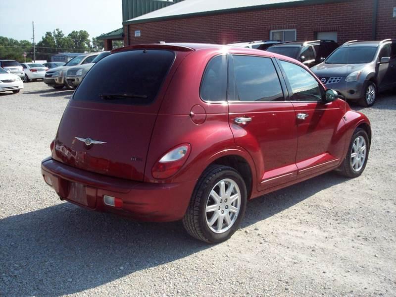 2008 Chrysler PT Cruiser Touring 4dr Wagon - Manhattan KS