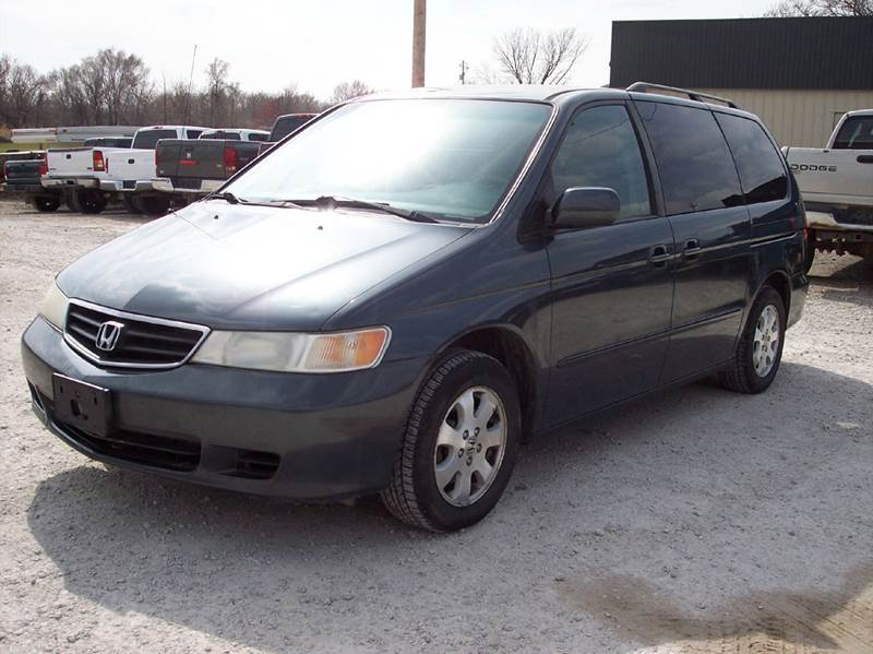 2003 Honda Odyssey 4dr EX-L Mini-Van w/Leather - Manhattan KS
