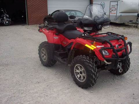 2009 Can-Am Outlander™ MAX