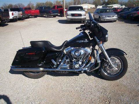 2008 Harley-Davidson Street Glide for sale in Manhattan, KS