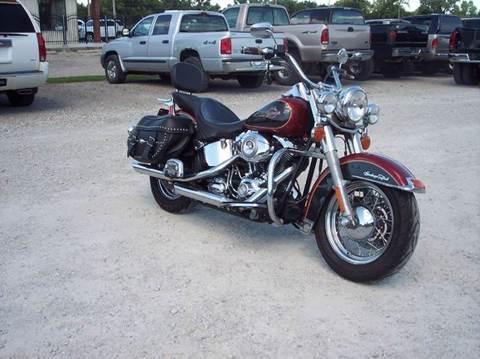 2007 Harley-Davidson Heritage Softail Classic