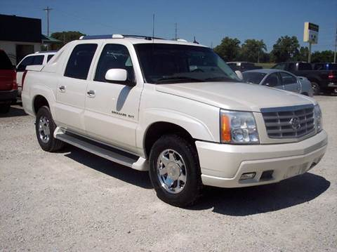 Used 2005 Cadillac Escalade For Sale in Shelbyville, KY ...