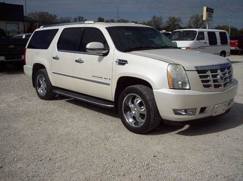 2007 Cadillac Escalade ESV for sale in Manhattan, KS