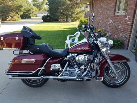 2002 Harley-Davidson Road King for sale in Manhattan, KS