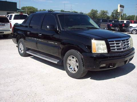 2002 Cadillac Escalade EXT for sale in Manhattan, KS