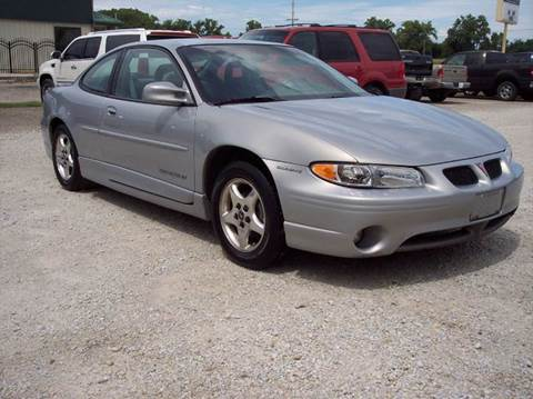 1999 Pontiac Grand Prix for sale in Manhattan, KS