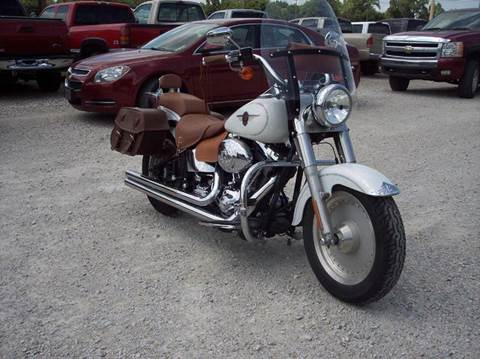 2002 Harley-Davidson Softail Fatboy