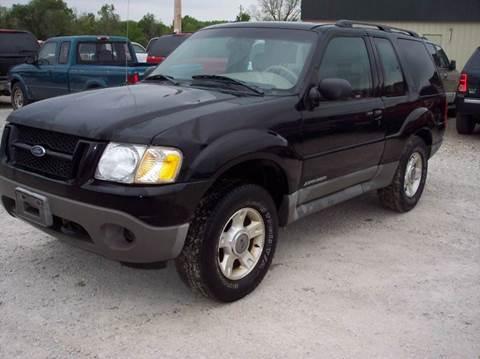 2002 Ford Explorer Sport for sale in Manhattan, KS