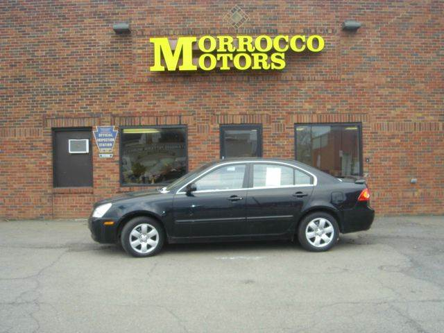 used 2007 kia optima lx in erie pa at morrocco motors