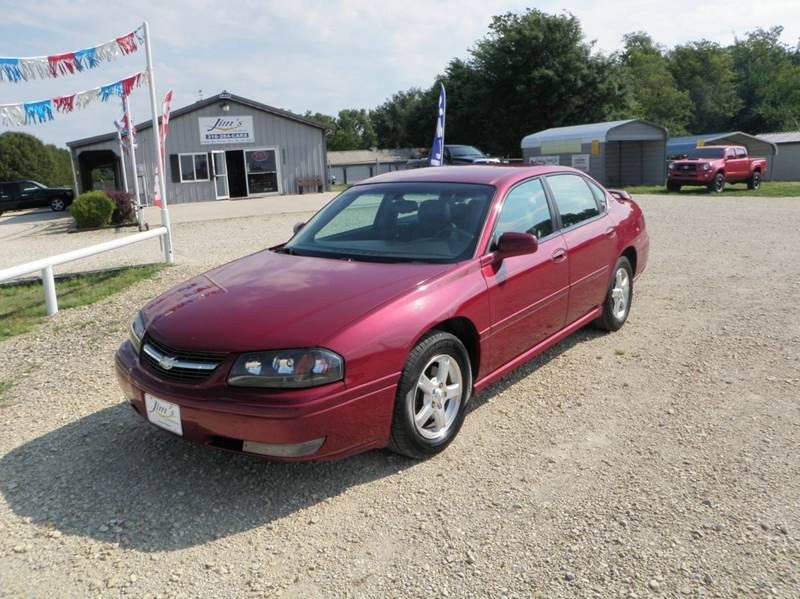 2005 Chevrolet Impala LS 4dr Sedan - Newton KS