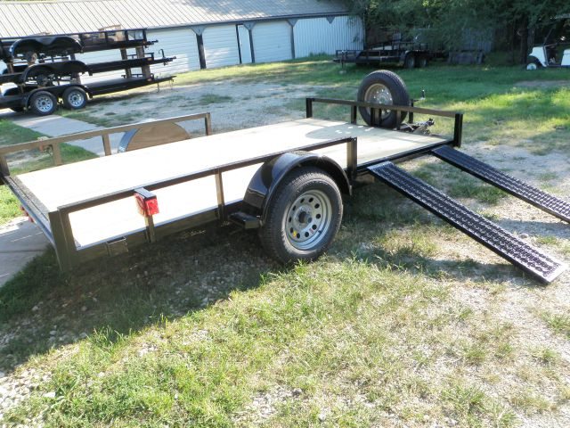 2017 102 Ironworks 18' car hauler  - Newton KS