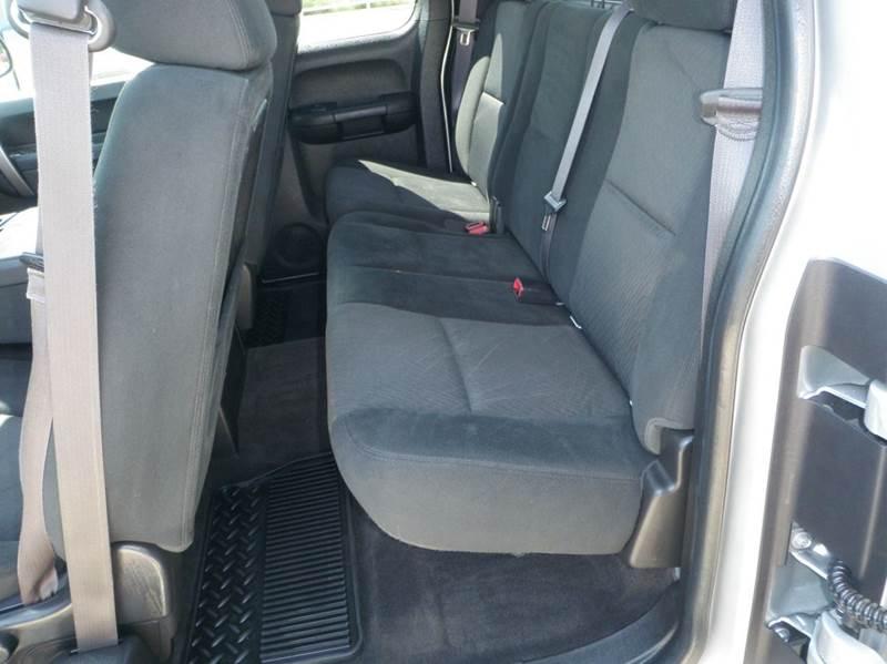 2013 Chevrolet Silverado 1500 4x4 LT 4dr Extended Cab 6.5 ft. SB - Newton KS
