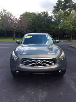 2011 Infiniti FX35 for sale in Miramar, FL