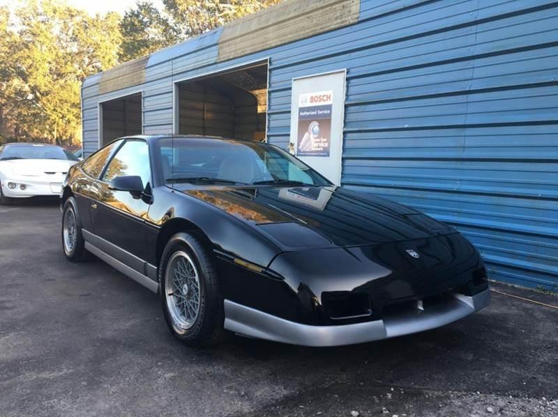 1987 Pontiac Fiero for sale in Tampa, FL