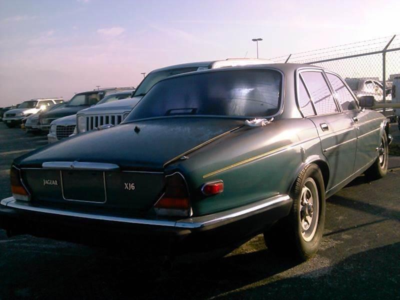 1986 Jaguar Xj-Series XJ6 4dr Sedan In Tampa FL - OVE Car Trader Corp