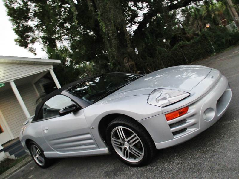 2003 Mitsubishi Eclipse Spyder GTS 2dr Convertible In Tampa FL - OVE Car Trader Corp